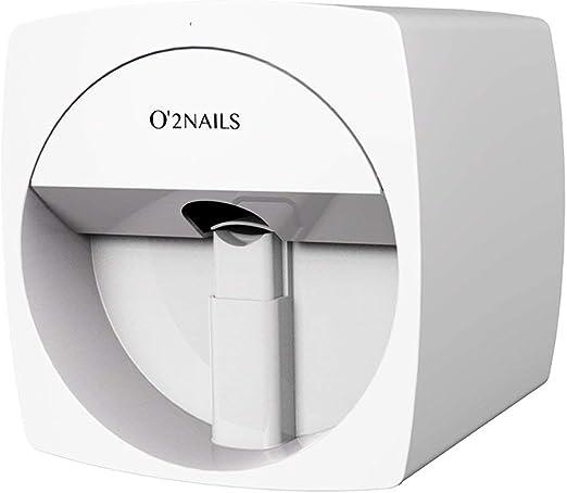 Impresora 3D para uñas, con diseño portátil y transferencia ...