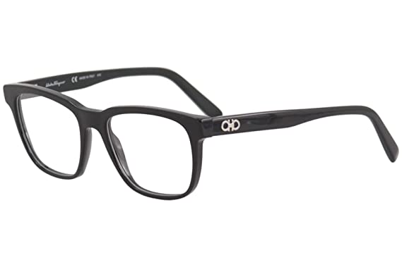 0696278f36 Image Unavailable. Image not available for. Color  Eyeglasses FERRAGAMO  SF2780 001 BLACK