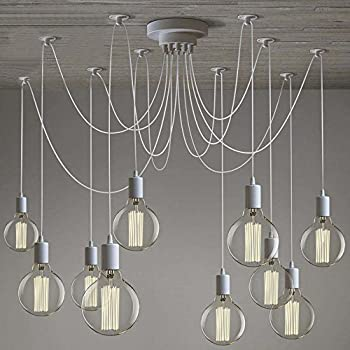 detail lights shape pendant product led diamond edison light metal multi antique dinner black