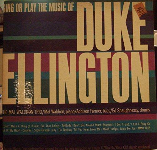 Sing Or Play The Music Of Duke Ellington; C/Bb/ Eb/Bass Clef LP