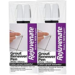 Rejuvenate White Grout Restorer Marker P...