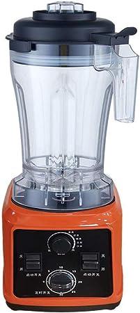 Opinión sobre BAS Jug Blender Multifuncional Robot De Cocina Mezclador Grinder para Licuadora De Fruta 1500W Vegetal Orange