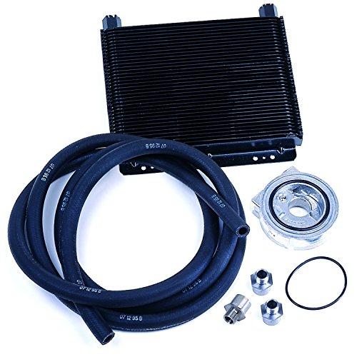 B&M 70270 SuperCooler Engine Oil Cooler