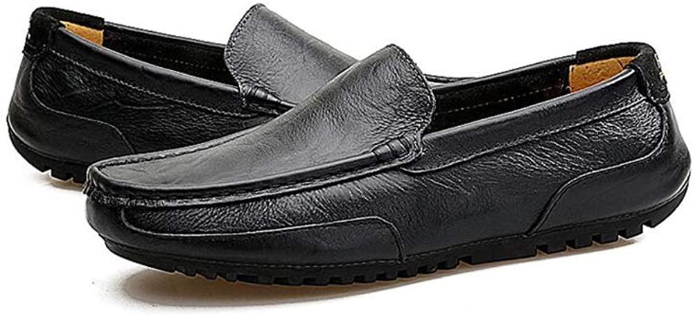 edv0d2v266 New Casual Shoes Men Moccasins for Men Comforable Leather Flat Shoes Soft Leather Men Loafers