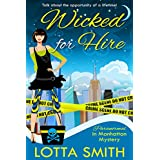 Wicked for Hire (Paranormal in Manhattan Mystery: A Cozy Mystery Book 1)