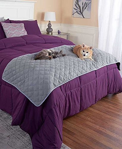 Quilted Bed Scarf - 3
