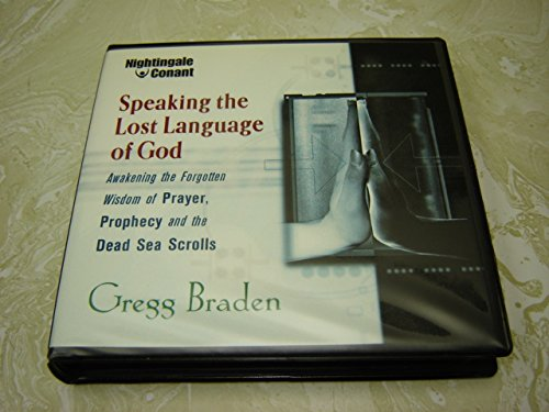 Download Nightengale Conant Speaking the Lost Language of God Awakening the Forgotten Wisdom of Prayer, Prophecy and the Dead Sea Scrolls pdf epub