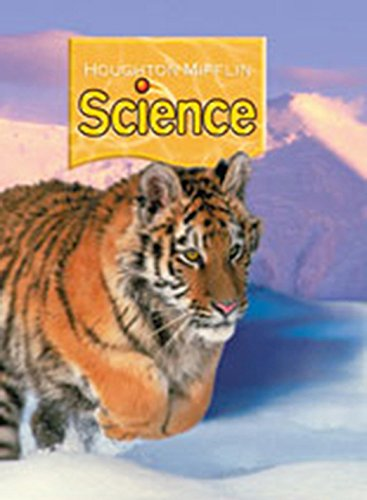 Houghton Mifflin Science: Lesson Planner, Grade 5