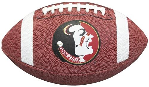 NCAA Florida State Seminoles Composite Football, Brown, Official Size by Baden