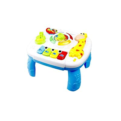 Yamart Brain Toys for Baby with Music - Children's Electronic Education Toys 9.4x8.6x6.2 inches: Toys & Games