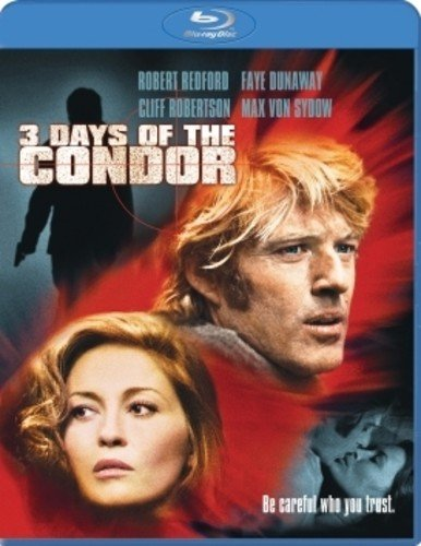 Best Fox Day Ever Dvds - 3 Days of the Condor