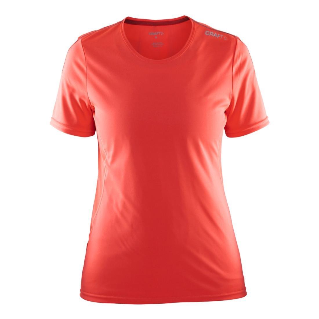 Craft Damen Funktionsshirt Mind Short Sleeve Tee P Line 190394296