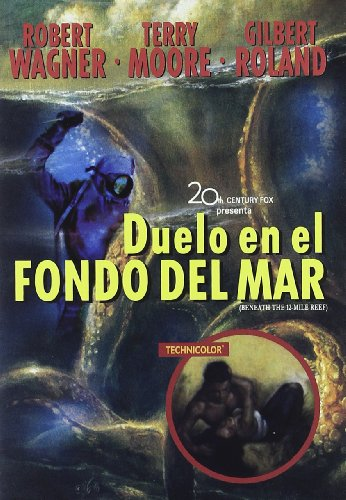 Duelo En El Fondo Del Mar (Import Movie) (European Format - Zone 2) (2012) Robert Wagner; Terry Moore; Gilb