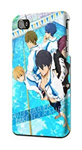 Free! Eternal Summer Snap on Plastic Case Cover Compatible with Apple iPhone 5s