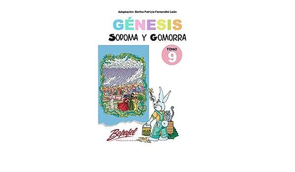 Génesis-Sodoma y Gomorra: Cuentos Ilustrados (Génesis para niños ...