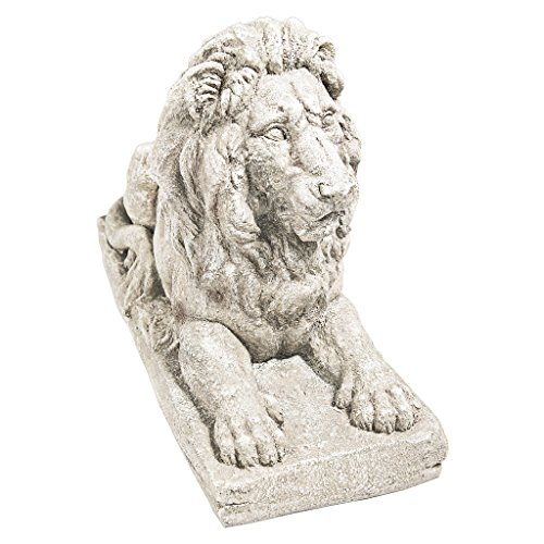 outdoor lion statues - 6