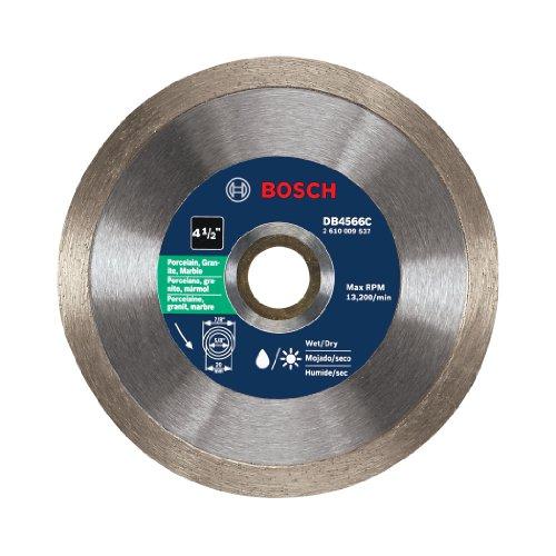Bosch Abrasive Blade (Bosch DB4566C 4-1/2-Inch Premium Plus Continuous Rim Diamond)