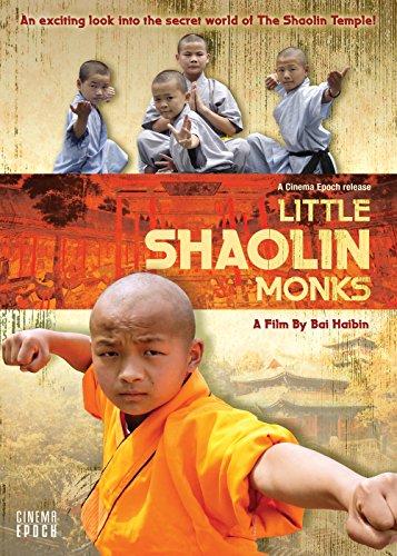 Little Shaolin Monks - Shi Shi Lui