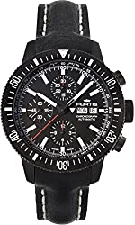 Fortis B-42 Monolith 638.18.31.L Automatic Mens Chronograph PVD-plated