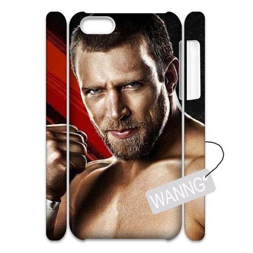 Daniel Bryan Iphone 5C DIY 3D Case. Daniel Bryan Custom Case for Iphone 5C at WANNG (Daniel Bryan Case)