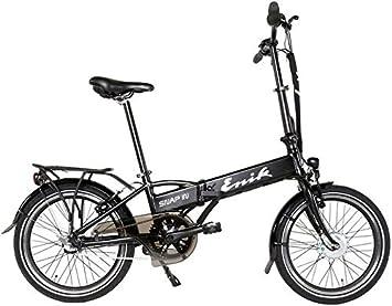 E-bike bicicleta plegable para enik Snap-in 20 pulgadas 3 marchas frontal Motor