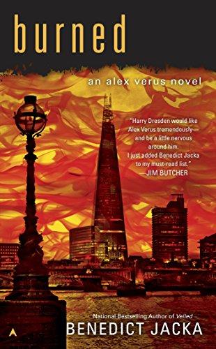 Burned (An Alex Verus Novel Book 7)