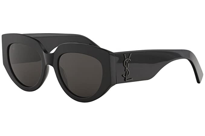 M Laurent co 002 Blackgrey Amazon Sunglasses Rope Sl Saint uk 26 EpF7gq