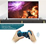 Wireless Controller for PS2, 2.4G Dual Vibration