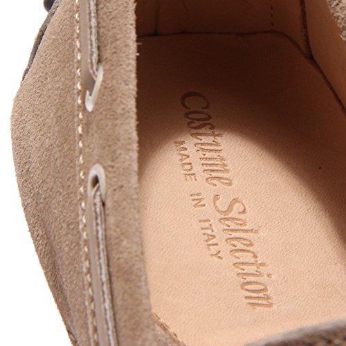shoe beige mocassino uomo scarpa 1175Q COSTUME men SELECTION Beige YPH77nB