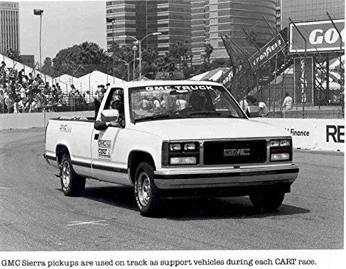1989-gmc-sierra-cart-pace-pickup-truck-factory-photo