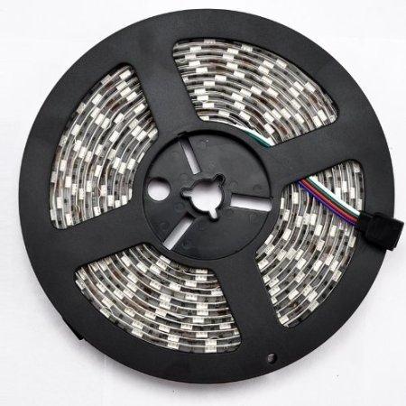 MStar 16.4ft 5M SMD 5050 Waterproof 300LEDs RGB Flexible LED Strip Light Lamp(Strip Only)