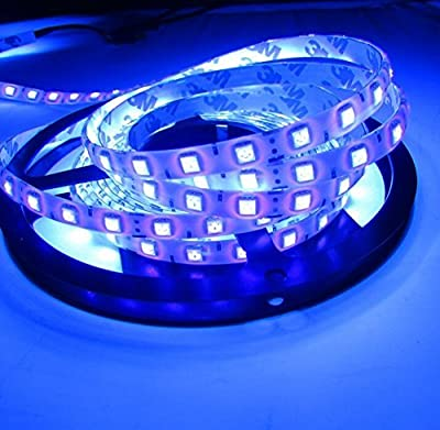 Bsod 16.4ft 5050 Flexible LED Strip 5m 300 Leds SMD 5050 Light Strip WaterproofDC 12V Super Lighting