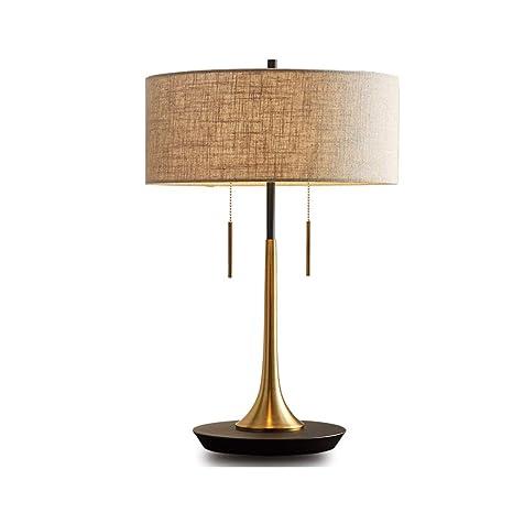 Lámparas de Escritorio Lámpara de mesa - Lámpara de mesilla de ...