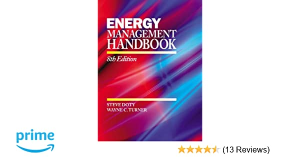 Energy Management Handbook 7th Edition Pdf