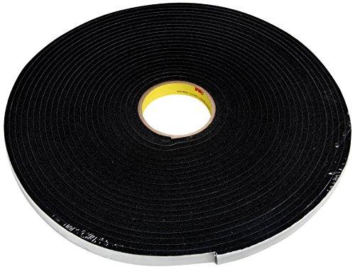 Vinyl Foam Tape 4504, 1/4