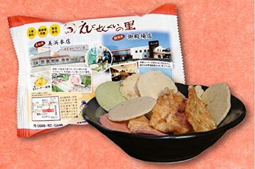 Amazon.co.jp: えびせんいろいろ(315g)×10袋 えび里小袋(20g)×4袋付き: Food, Beverage & Alcohol