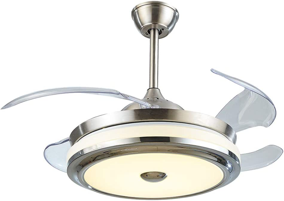 Control remoto moderno ventilador de techo 36 pulgadas de tres ...