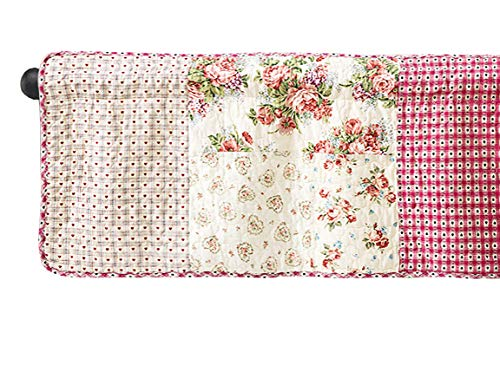 Soul & Lane Window Curtain Valance (Country Roses, 18