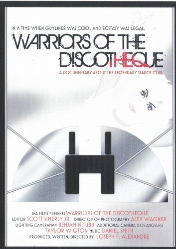 Price comparison product image Warriors of the Discotheque: The FEATURE LENGTH Starck Club Documentary