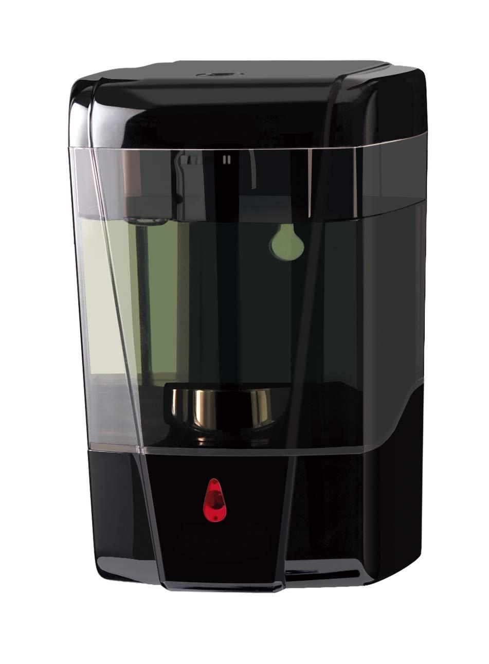 Svavo Dispensador de jab/ón Pared autom/ático con dispensador de jab/ón para Montar en la Pared lavadero Cocina Gran Capacidad para ba/ño 600 ml