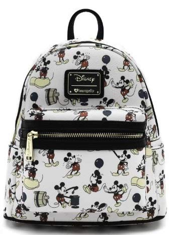 Loungefly Mickey Balloon AOP Mini ()