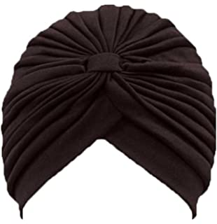 08c0c18d668 Tonsee® Women Stretch Turban Hat Chemo Cap Hair Loss Head Scarf Wrap ...