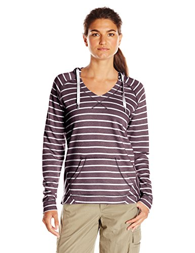 Sportswear Haven Donna Hot Coral Columbia Hoodie Tropic Da Stripe z4Bwwq1Sn