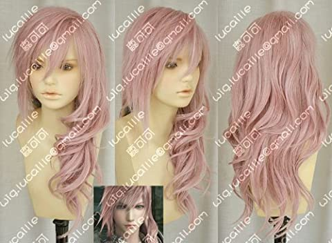 Cosplay wig FF13 Final Fantasy XIII (FINAL FANTASY XIII) Lightning wind costume (japan import) by (Costumi Final Fantasy Cosplay)