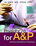 img - for PhysioEx 7.0 for Anatomy & Physiology: Laboratory Simulations in Physiology book / textbook / text book