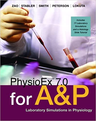 PhysioEx 7 0 For Anatomy Physiology Laboratory Lib