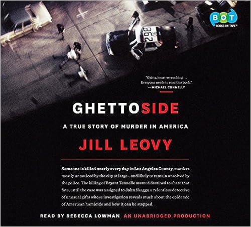 Homicide Report, the (Lib)(CD)