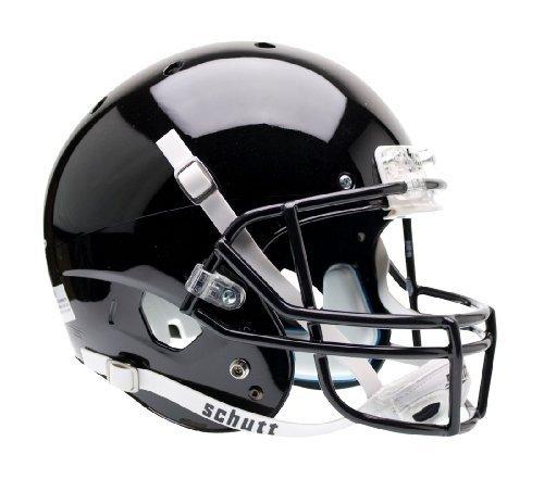 NCAA US Military Academy Black Knights Replica Helmet, One Size, White by Schutt (Knights Army Helmet Black Replica)