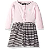 U.S. Polo Assn. Girls' 2 Piece Outfit