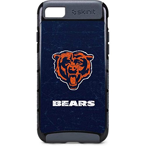 Skinit Chicago Bears iPhone 8 Cargo Case - Officially Licensed NFL Phone Case - Double Layer iPhone 8 Cover